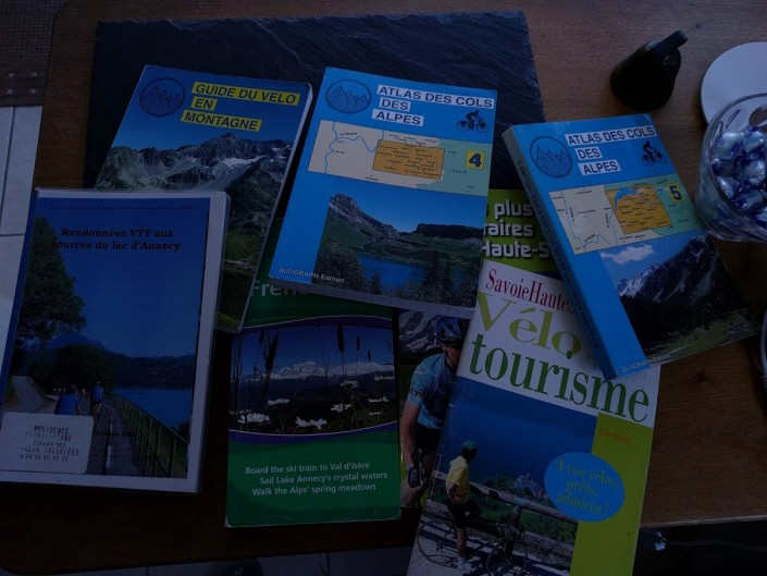 Cols de Savoie et Haute-Savoie (Profil)