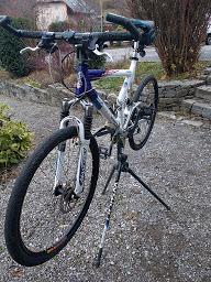 Pour nettoyer et régler votre vélo