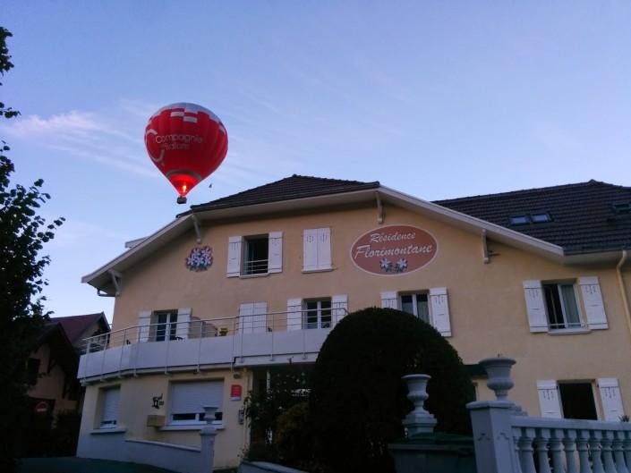 Réservation à la résidence Florimontane