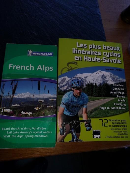 Itinéraires en Haute-Savoie